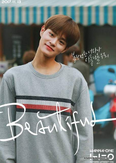 Terjemahan Lirik Beautiful - Wanna One