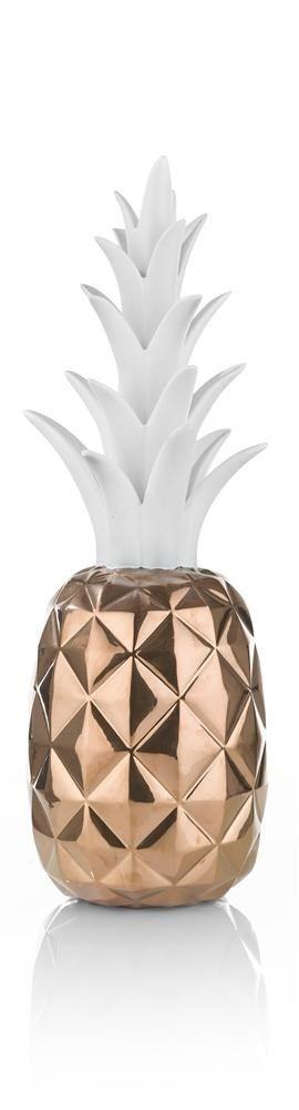 Funky pineapple! Je shopt 'm online zonder verzendkosten bij deleukstemeubels.nl! Snel leverbaar.
