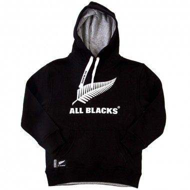 New Zealand All Blacks Kids Hoodie | Sportbaby | £29.99