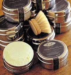 Aromatic shave soap A rich, creamy nourishing handworked extra virgin olive oil soap enriched with shea butter, pure essential oils & olive leaf extract. Suitable for sensitive & dry skin conditions. It provides a rich creamy lather excellent for shaving. #Natural #handmade #shave #soap #Melbourne #Australia #Estaustralia Est Australia   http://www.estaustralia.com