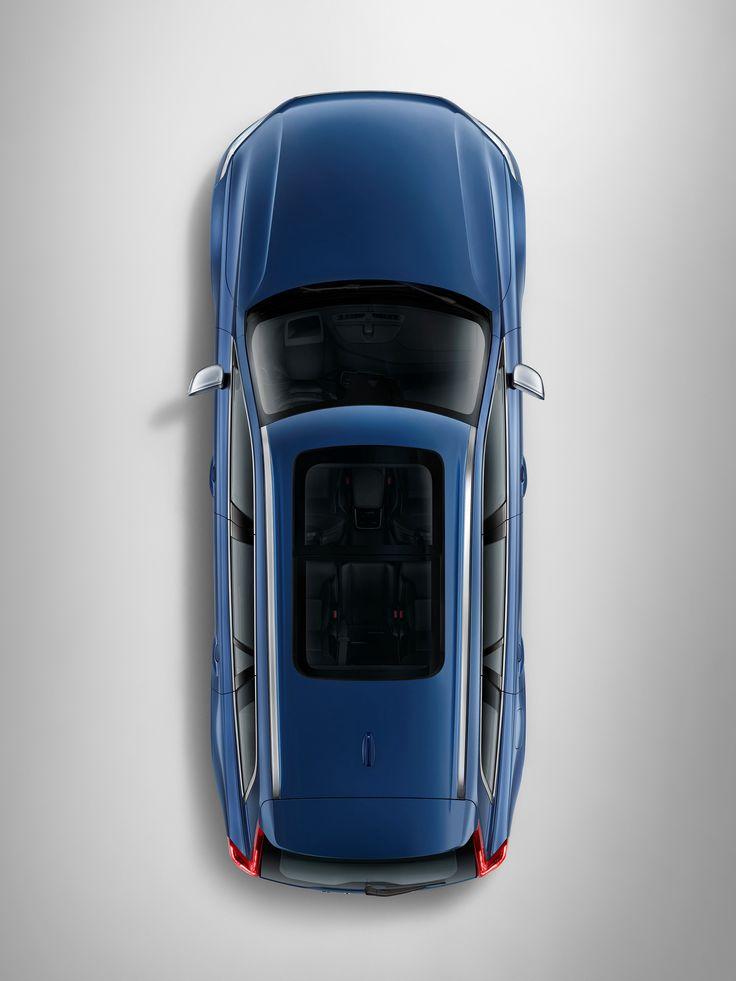 Volvo XC90 T6 R-Design '2015