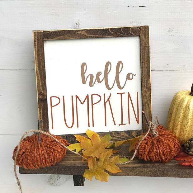 Pin On Fall Home Decor Trends