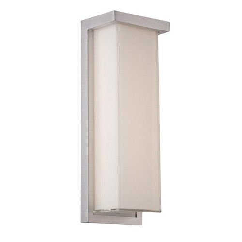 Ledge 14in outdoor wall light