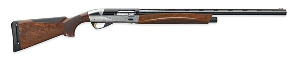 The Benelli Ethos in Walnut and Nickel. 12 g/3 in.