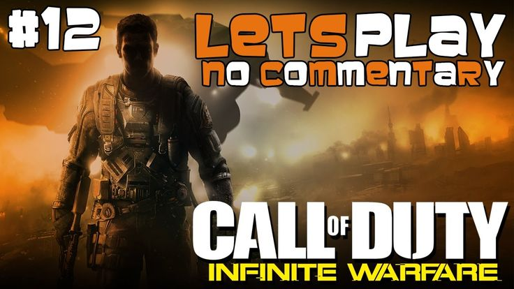 The Daystar! It Burns!!! - Let's Play: Call of Duty: Infinite Warfare #1...