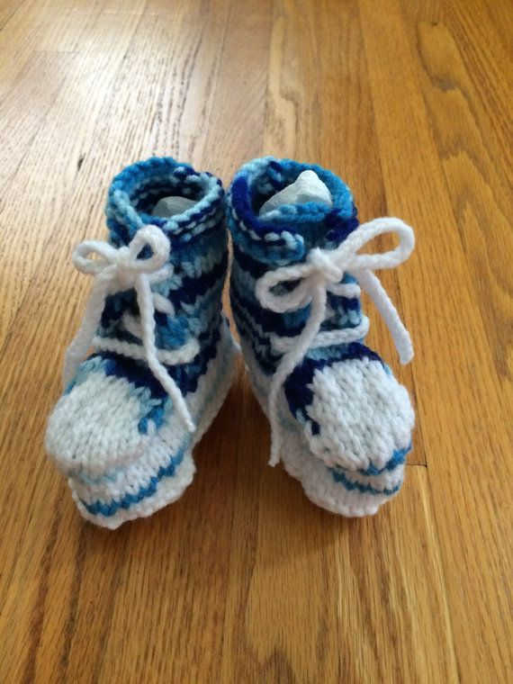 Best 25+ Knit baby booties ideas on Pinterest | Knitted ...
