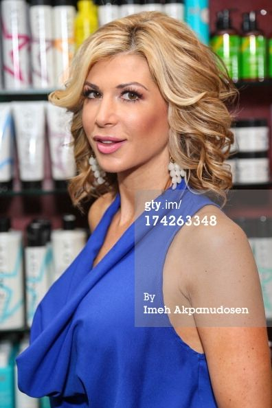 Alexis Bellino New Haircut | ... County Star Alexis Bellino… News Photo | Getty Images | 174263348