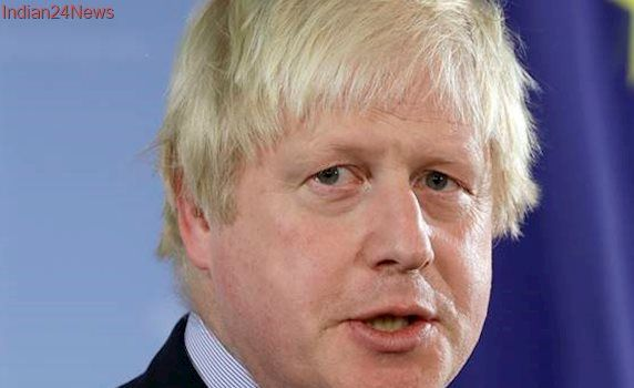 Evidence suggests Assad behind chemical attack: Boris Johnson