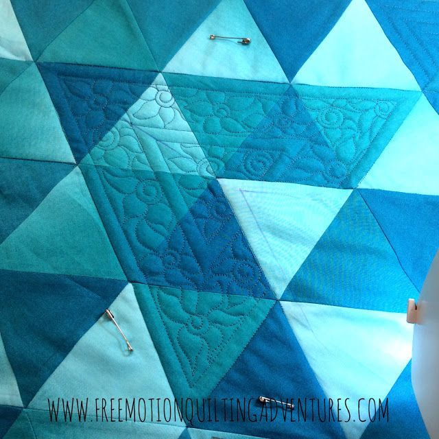 516 best Free Motion Quilting Tips, Tutes & Vids images on ... : tips for free motion quilting - Adamdwight.com