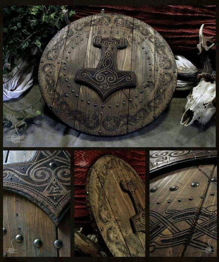 Viking Sheild