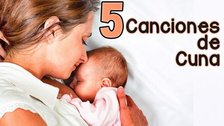 5 Spanish Baby  Lullabies to go to sleep - Sweet Music - Canciones de Cuna