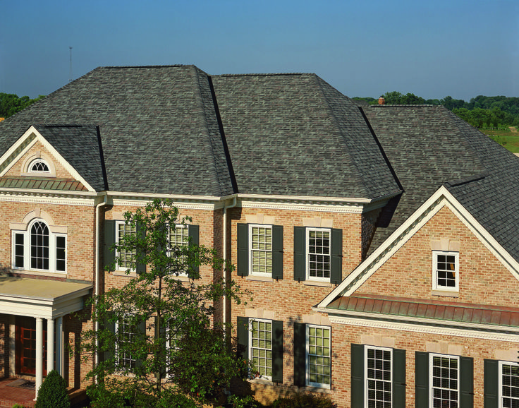 Best Certainteed Independence Shingle Shown In Colonial Slate 640 x 480
