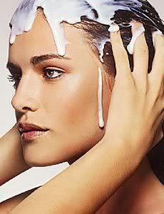 Hidratação caseira para cabelos alisados