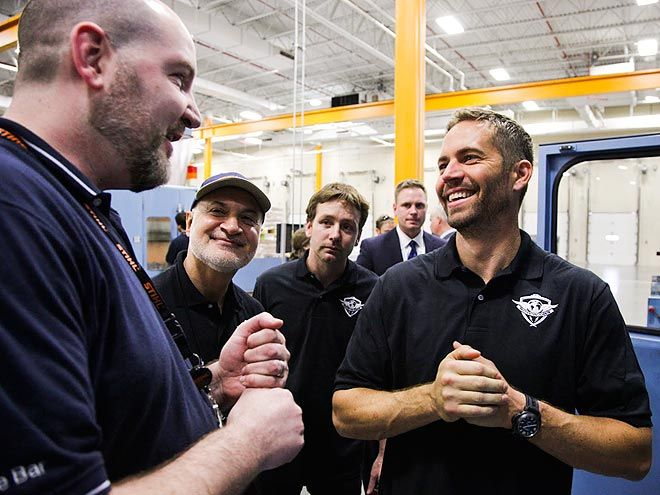 One of Paul Walker's passions was his charity Reach Out Worldwide founded after the 2010 Haiti earthquake to help people worldwide devastated by natural disaster
