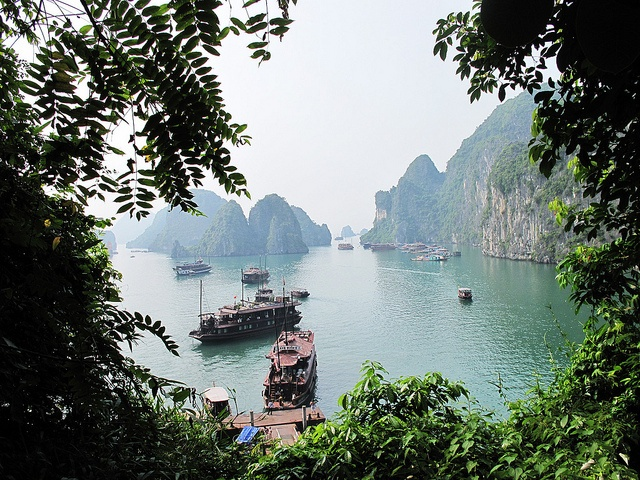 north vietnam - where my boy is from!