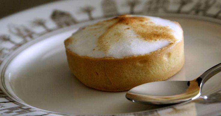 Tarte au citron. Tarte au citron meringuée ou non ! Ou tartelettes au citron.. La recette par Chef Simon.