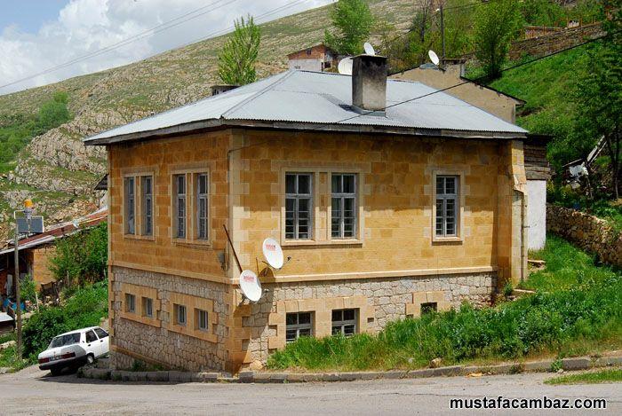 Bayburt evleri,Türkiye