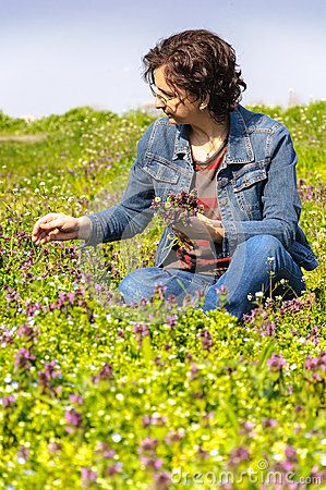 Download Woman Picking Flowers Stock Image for free or as low as 0.68 lei. New users enjoy 60% OFF. 22,809,911 high-resolution stock photos and vector illustrations. Image: 39557171