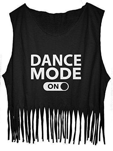 2017 Top Womens Code Style, Fringe TankTee