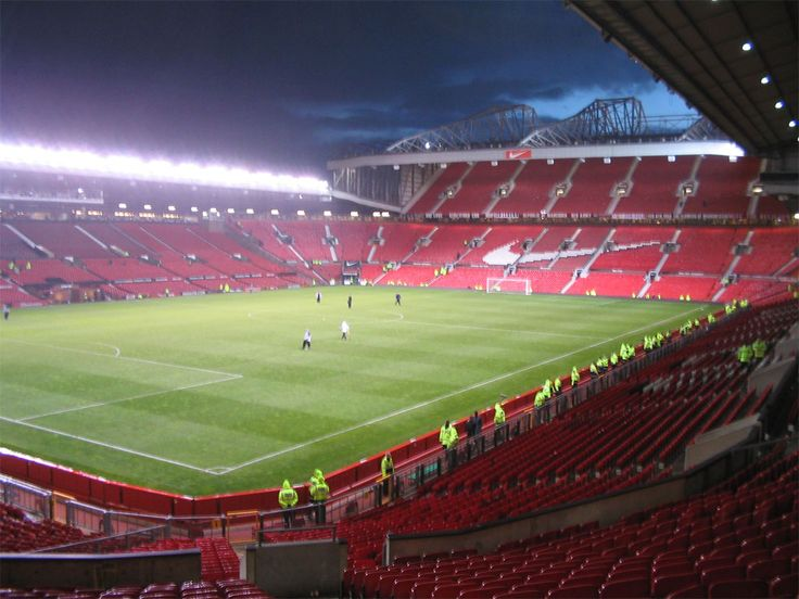 Attending a Manchester United match at Old Trafford (Manchester, England) would be a dream come true. So much tradition!