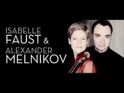 """""""Spring"""" Sonata (Beethoven) / Isabelle Faust"""