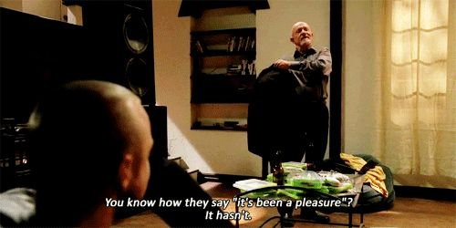 """""""It simultaneously gives me a reason to live... And makes me want to die."""" 