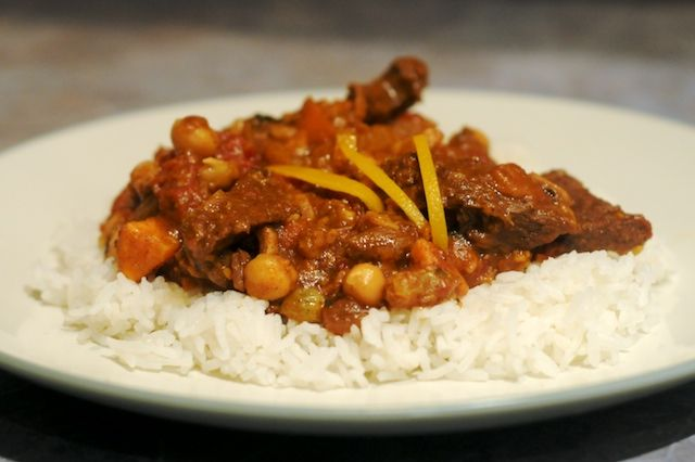 MOROCCAN BEEF STEW #beef #stew | SOUPS / STOUPS / STEWS | Pinterest