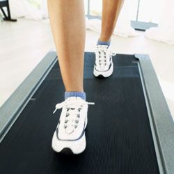 Take Your Lunges For a Treadmill Walk: Lately, I have been pressed for time and have been searching for ways to combine strength training and cardio equipment.