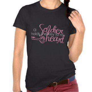Key to my heart t-shirt