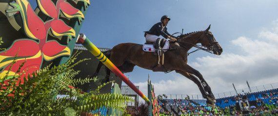JO 2016: Astier Nicolas décroche l'argent et offre une deuxième médaille à la France au concours complet d'équitation