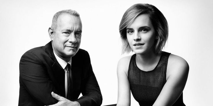 Emma Watson & Tom Hanks