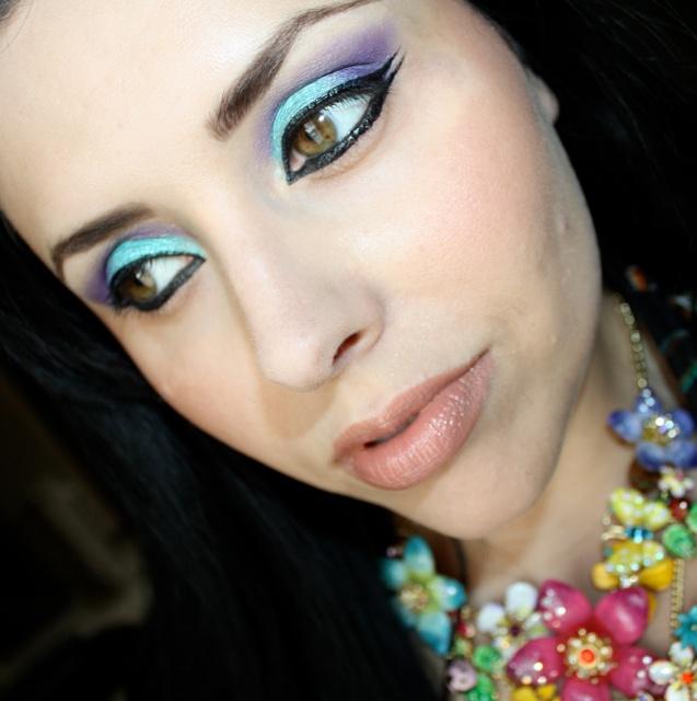 #eyes #color #acquamarina
