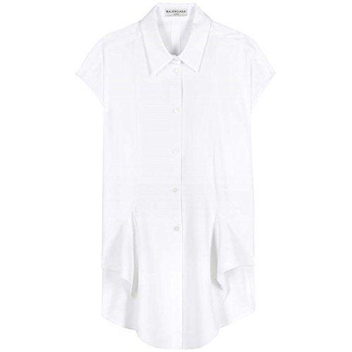 (バレンシアガ) Balenciaga レディース トップス Tシャツ Sleeveless cotton shirt 並行輸入品  新品【取り寄せ商品のため、お届けまでに2週間前後かかります。】 商品番号:hb4-p00123119 詳細は http://brand-tsuhan.com/product/%e3%83%90%e3%83%ac%e3%83%b3%e3%82%b7%e3%82%a2%e3%82%ac-balenciaga-%e3%83%ac%e3%83%87%e3%82%a3%e3%83%bc%e3%82%b9-%e3%83%88%e3%83%83%e3%83%97%e3%82%b9-t%e3%82%b7%e3%83%a3%e3%83%84-sleeveless-cotton-sh/