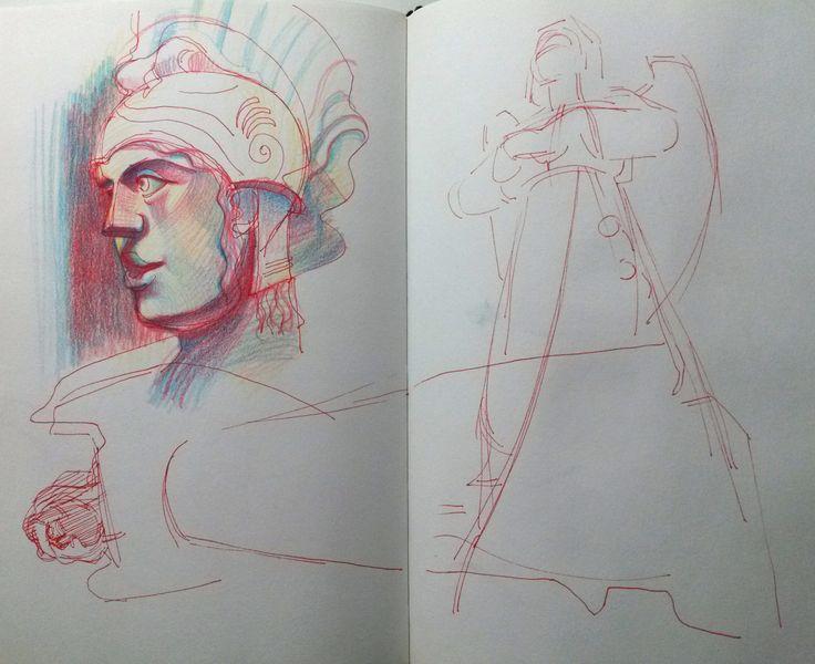 Sketchbook - Study