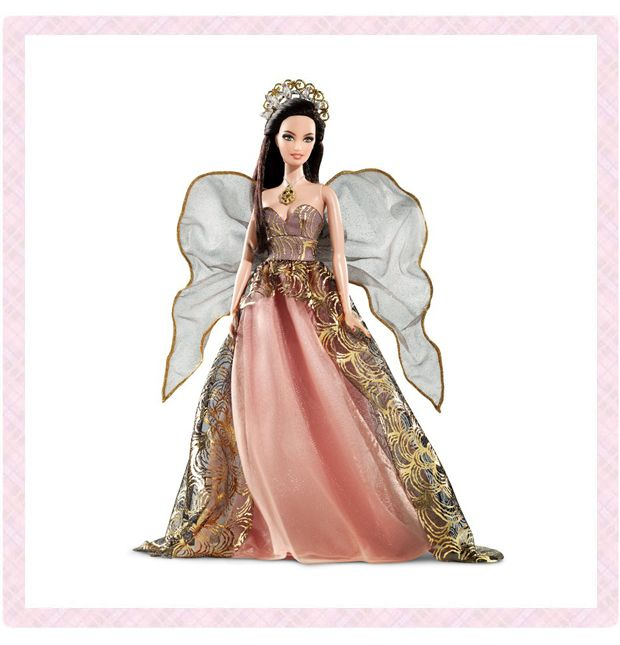 Couture Angel Barbie designer barbie dolls | Popular Designer Barbie Dolls | Aliexpress