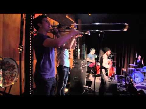 Kings Kaleidoscope - Come Thou Fount (live at rehearsal)