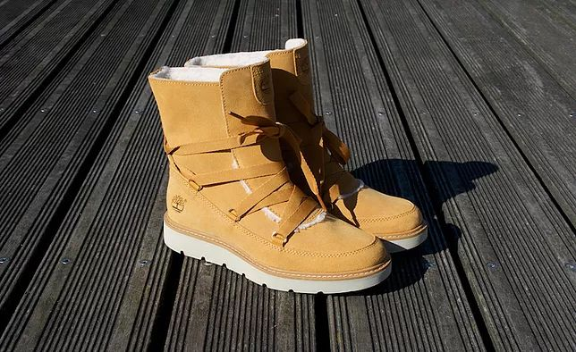 Les moon boots Timberland Kenniston, exclusivement en magasin chez Timberland Atlantis !