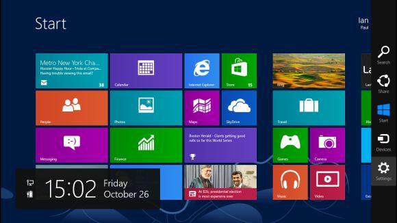 Windows 9: Goodbye, Charms bar, hello virtual desktops?   PCWorld