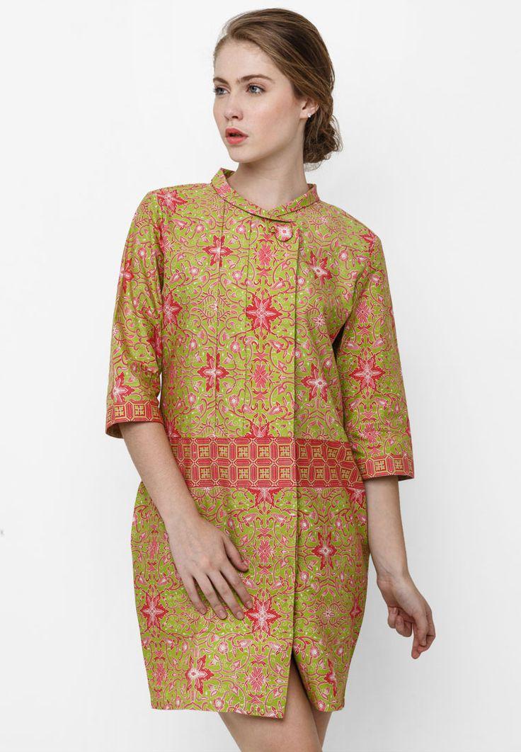 Baju  Kebaya Ibu Ani Yudhoyono Putu Merry