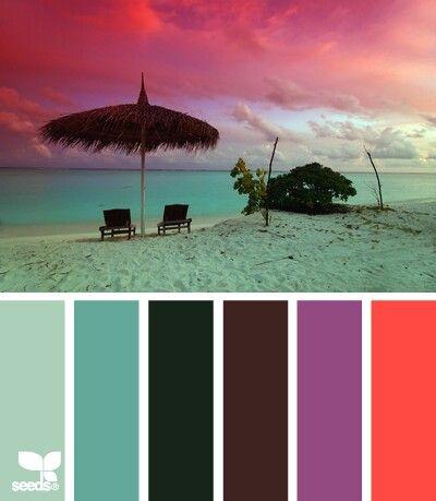 Color pallette
