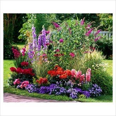 The English Cottage Garden