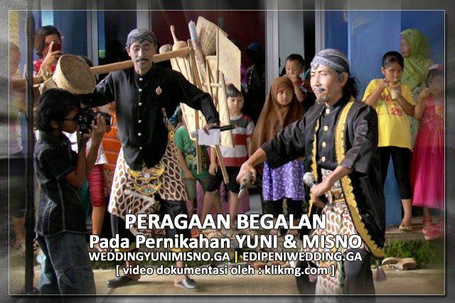 blog.klikmg.com - Rias Pengantin - Fotografi & Promosi Online : Video Dokumentasi Begalan pada Pernikahan YUNI & M...