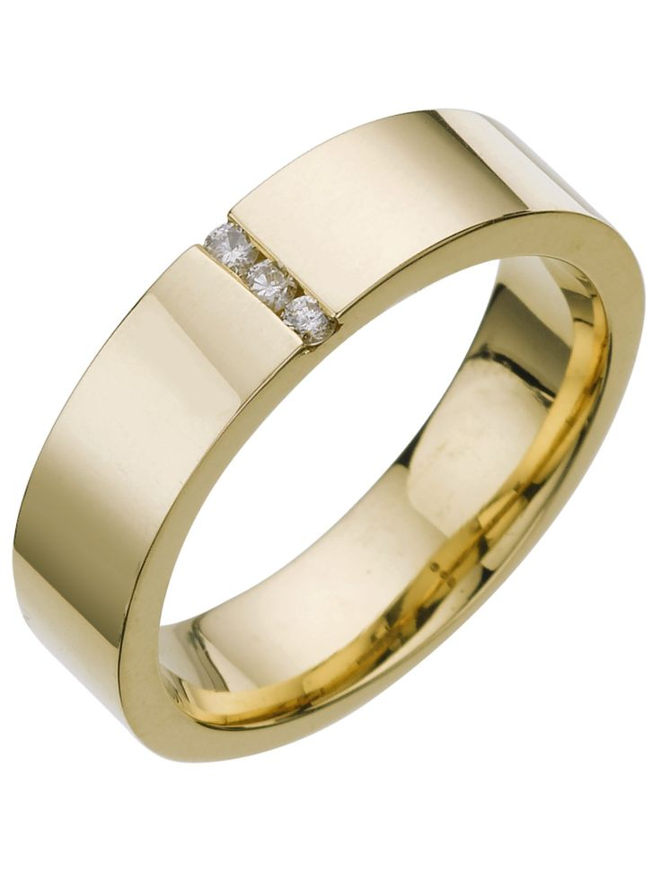 9 carat yellow gold mens wedding ring - Mens Gold Wedding Rings