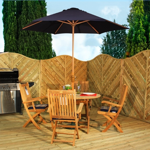 How to Care For Teak Garden Furniture DIY