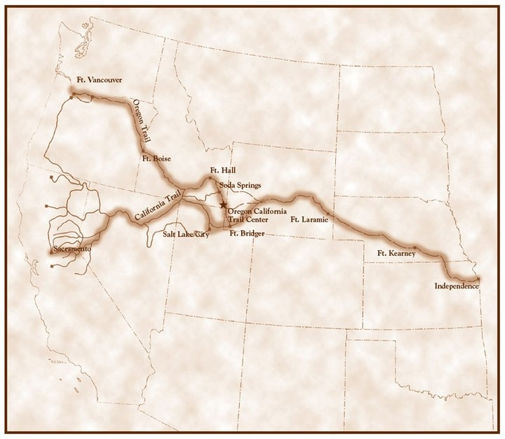 119 best Historic Trails in WY images on Pinterest Oregon trail