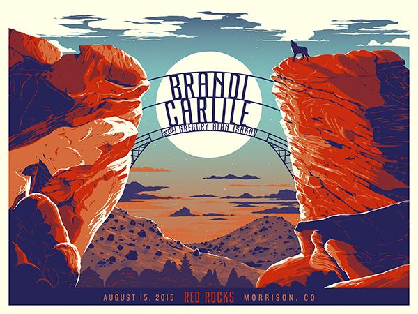 Brandi Carlile - Matthew Fleming - 2015 ----