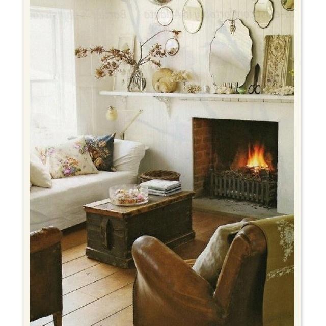Vintage Leather Home Decor Pinterest