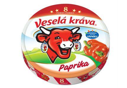 Vache qui rit en république Tchèque
