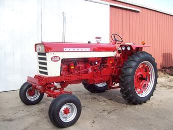 1960 Farmall 560