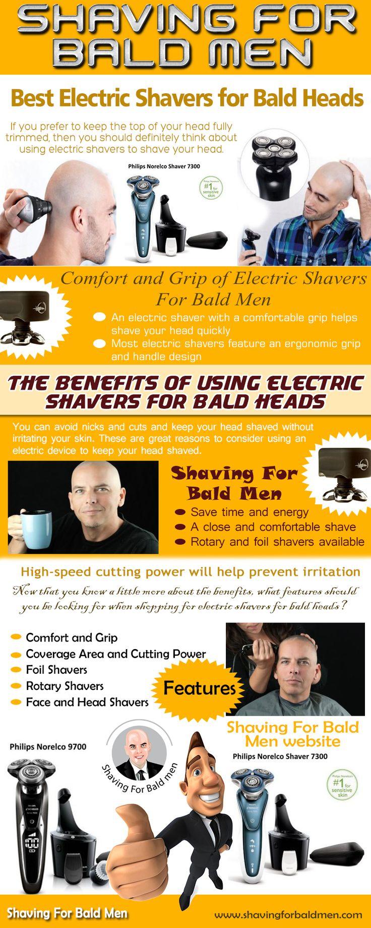 Shavingforbaldmen For Morermation On